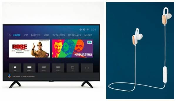 Xiaomi Mi LED TV 4A PRO, Mi Sports Bluetooth Earphones Basic launched in India alongside Redmi Note 7 Pro