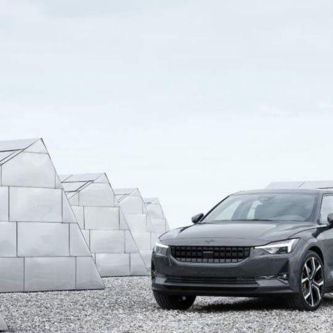 Tesla Model 3-rivalling Polestar 2 announced