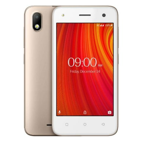 Lava Z40 is an Android 8.1 Oreo (Go Edition) phone with 1GB RAM priced at Rs 3,499