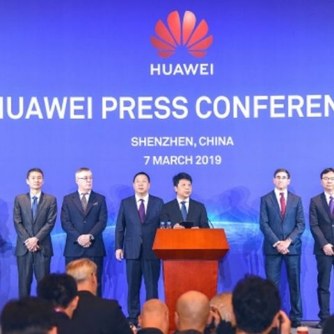 Huawei sues US government for product ban in country