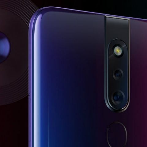 Oppo F11 Pro to go on first sale today