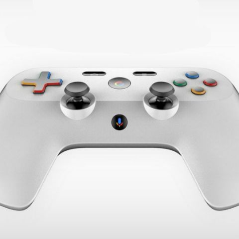 Google patent reveals possible controller design for Project Stream game streaming service