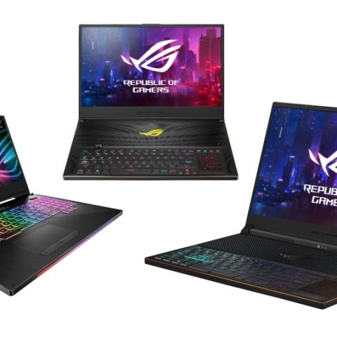 Asus ROG Zephyrus S GX531, Zephyrus S GX701, ROG Strix SCAR II, Hero II and GL12CX desktops now available with refreshed Nvidia GeForce RTX graphics in India