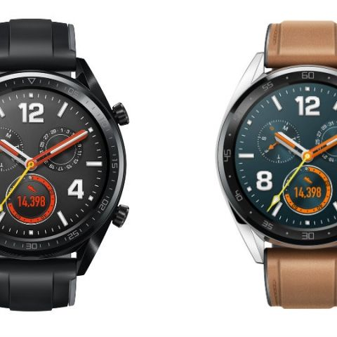 7be00f6ff Huawei Watch GT with double chipset architecture launched in India for Rs  16990