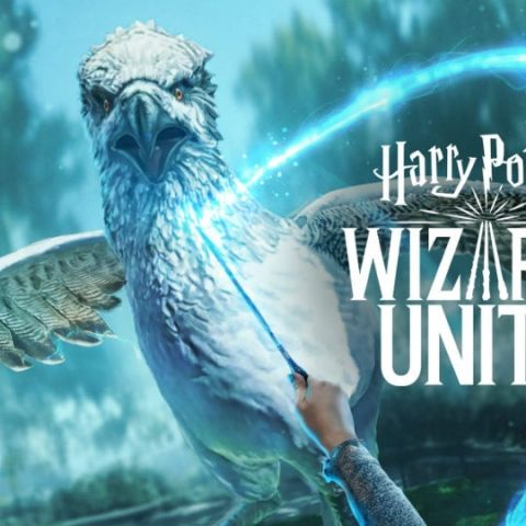 Harry Potter: Wizards Unite will let you explore the wizarding world using Augmented Reality