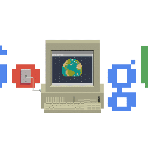 Google celebrates 30th anniversary of the World Wide Web with a doodle