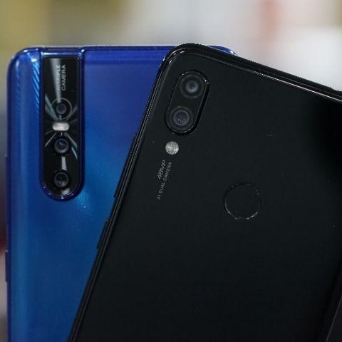 Xiaomi Redmi Note 7 Pro vs Vivo V15 Pro: 48MP camera shootout