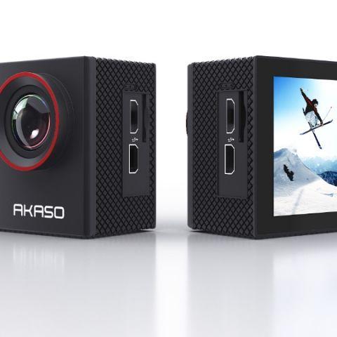 AKASO EK7000 Pro 4K waterproof action camera launched