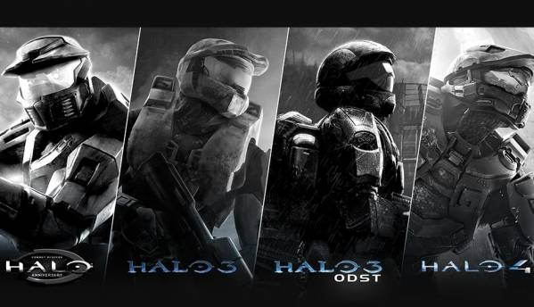 Halo Master Chief Collection coming to PC through Steam and Windows Store