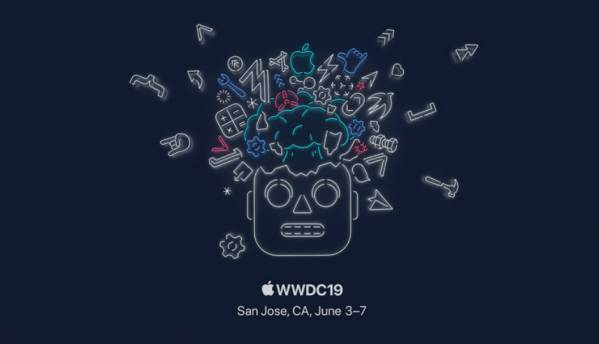 Apple WWDC 2019 to be held from June 3–7 in San Jose