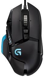 Logitech Proteus Core G502