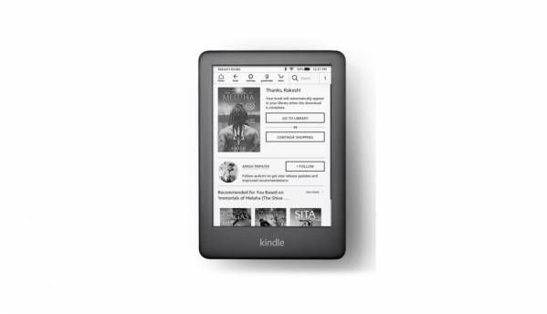 Amazon Kindle (10th Gen) now available for pre-order in India at Rs 7,999