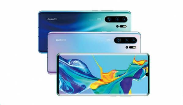 Key features of Huawei P30 Pro briefly revealed by official website listing