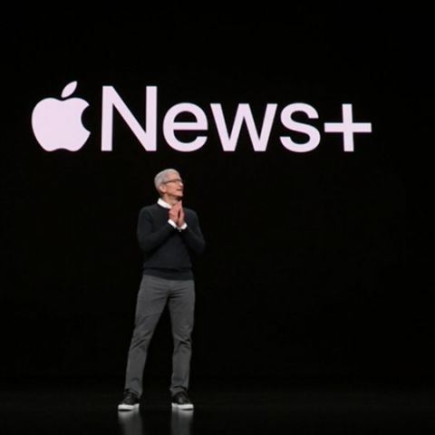 Apple News+ brings magazines to the Apple News app