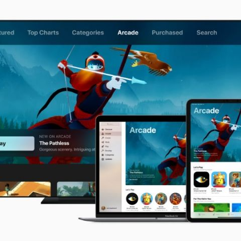 Apple Arcade is a game subscription service for iOS, Apple TV and Mac