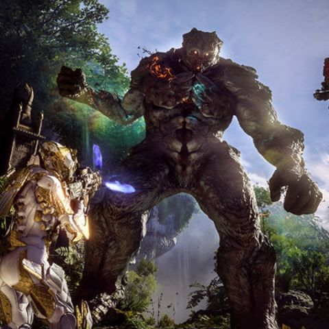 Bioware's Anthem receives NVIDIA DLSS update that promises to deliver up to 40 percent performance boost