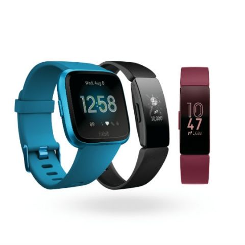 Fitbit Versa Lite Edition, Inspire HR and Inspire fitness wearables launched in India starting at Rs 6,999