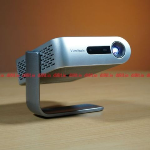 Viewsonic M1 Projector Review: A feature rich portable projector with good audio