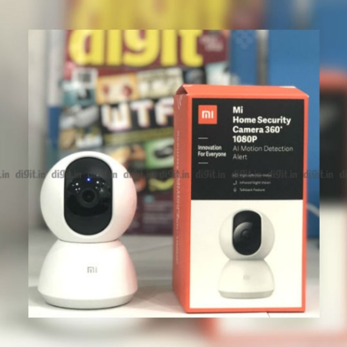 Xiaomi Mi Home Security Camera 360 review: An effective home