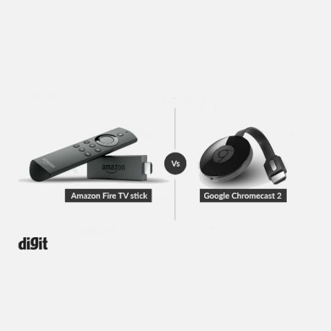 Amazon Fire TV stick Vs Google Chromecast 2: Which is the right streaming stick for you?