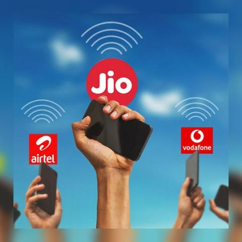 Reliance Jio vs Airtel vs Vodafone-idea: Comparing the new and updated unlimited prepaid plans