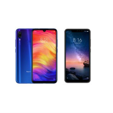 Specs comparison: Xiaomi Redmi Note 7 vs Xiaomi Redmi Note 6 Pro
