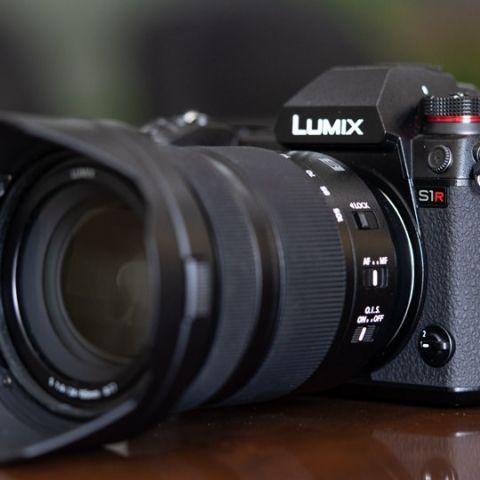 Panasonic Lumix S1R first impressions: More DSLR than Mirrorless