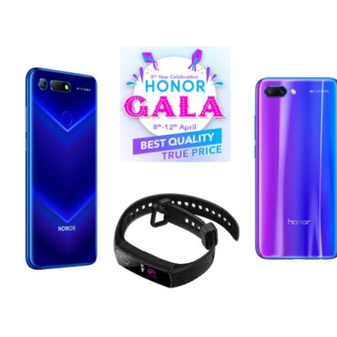Honor Gala sale: Deals and discounts on Honor View 20, Honor Play, Honor 9N, Honor 7A and more