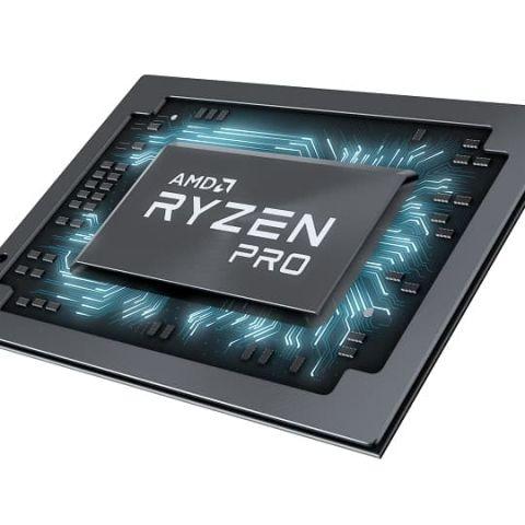 AMD announces 2nd Gen Athlon PRO, Ryzen PRO mobile processors with Radeon Vega Graphics
