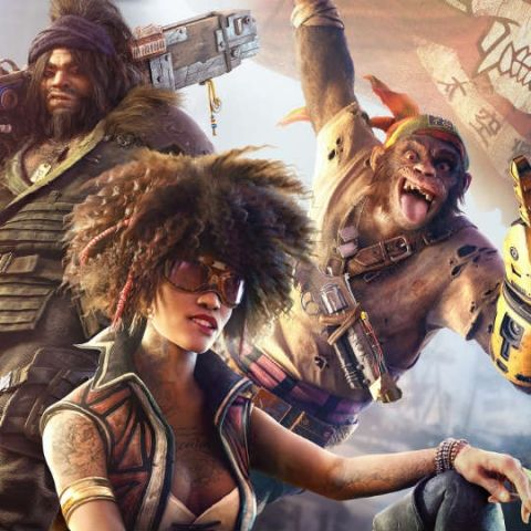 Ubisoft CEO gives an update on Beyond Good and Evil 2 but it isn't a release date