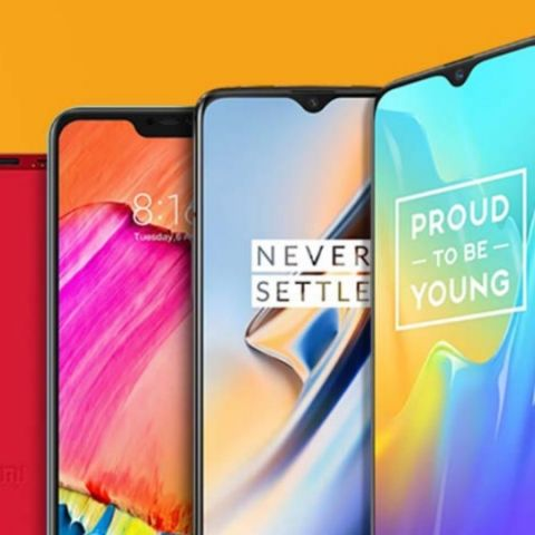 OnePlus 6T hits lowest price ever during Amazon Fab Phone Fest