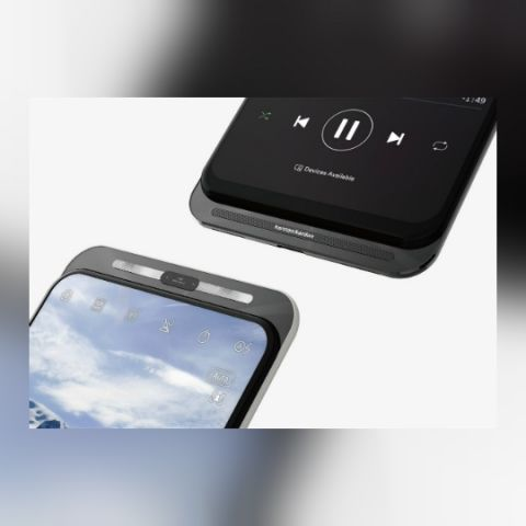 Concept images of unidentified Asus Zenfone device with dual-slider leaked