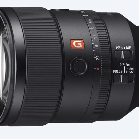 Sony unveils new 135mm F1.8 G Master Prime Lens (SEL135F18GM) in India for ₹1,74,990/-
