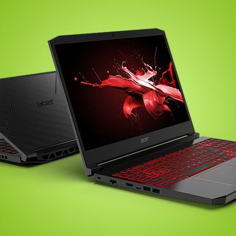 Acer unveils Nitro 7 Gaming laptops with 9th Gen Intel CPUs