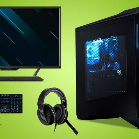 Acer Announces New Predator Orion 5000 Gaming Desktop along with refreshed gaming gadgets