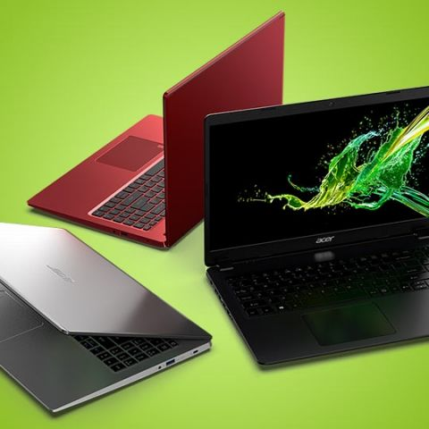 Acer announces new Aspire series of notebooks with the latest hardware
