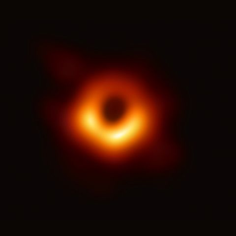 How the world's first Black Hole image was captured