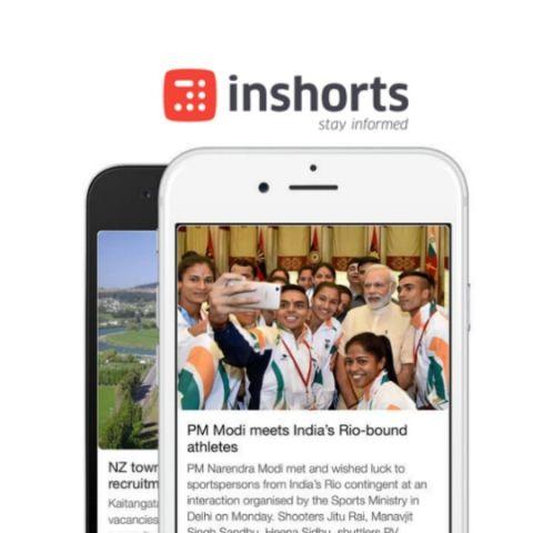 Inshorts launches new Digital Magazine advertisement format