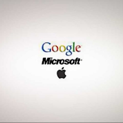 iCloud, Windows 8, Google+, the tech giants battle their biggest demons