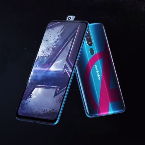 OPPO F11 Pro Marvel's Avengers Limited Edition to launch on April 24 in Malaysia