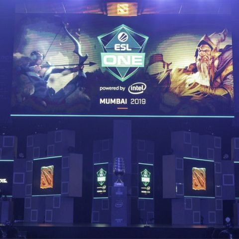 ESL One Mumbai Day 1 roundup in pictures