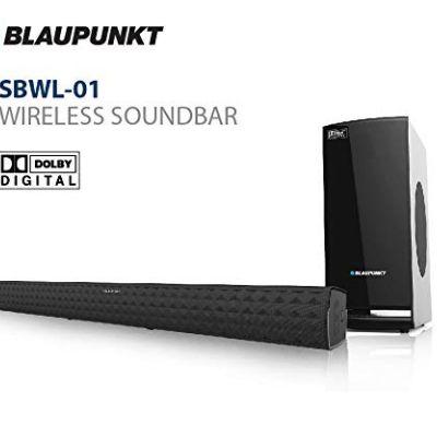Blaupunkt SBWL-01 wireless soundbar launched in India