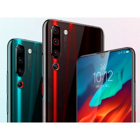 Lenovo Z6 Pro with Snapdragon 855 SoC, 'Hyper Vision' quad-camera setup launched in China