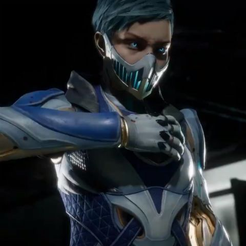 Mortal Kombat 11 reveals Frost as the final game character, DLC leak