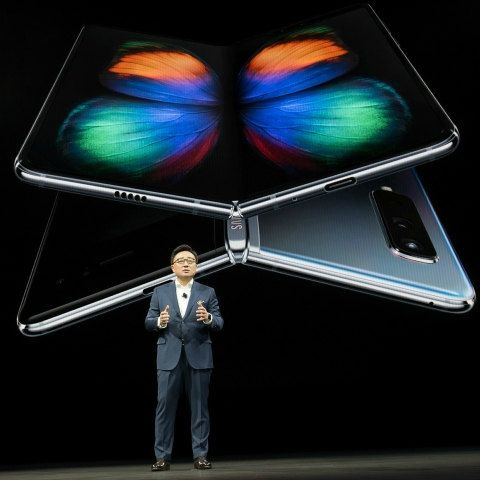 Samsung Galaxy Fold smartphone will not launch in July: Report
