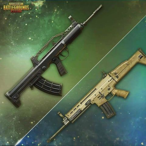Pubg Mobile Masterclass Guide To Choosing The Right Grip