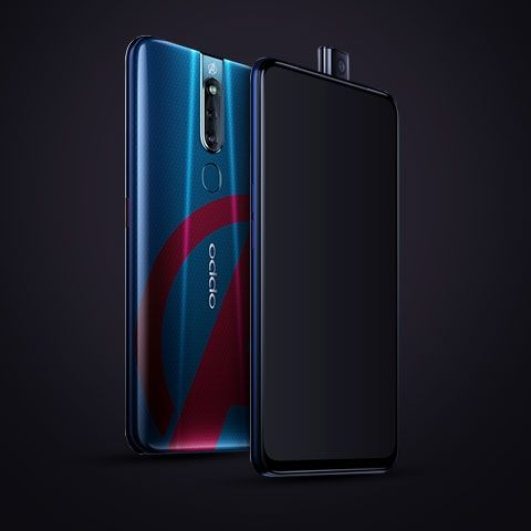 Assemble power with the OPPO F11 Pro Marvel's Avengers Limited Edition smartphone