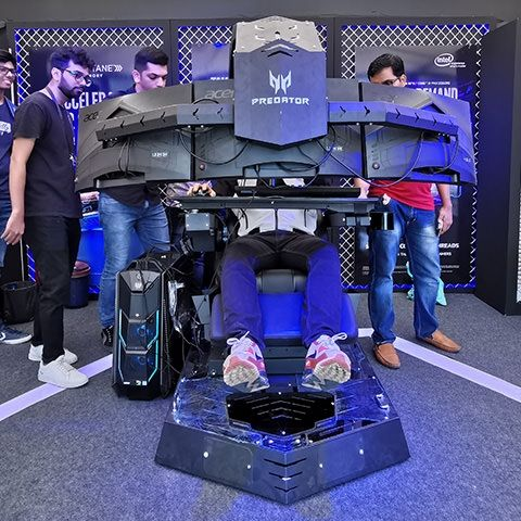 In Pictures: Gaming rigs from ESL One Mumbai