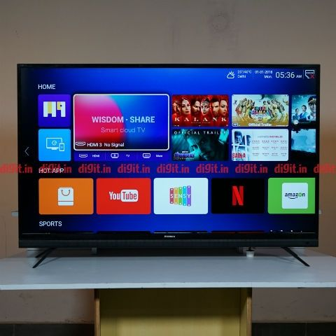 Shinco 55 Inches 4K UHD Smart LED TV Review