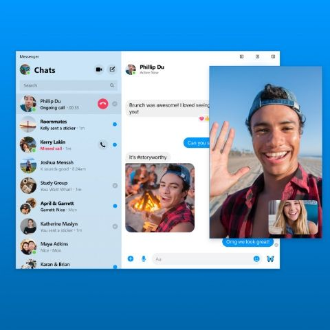 Facebook will soon integrate Messenger, Instagram, and WhatsApp chats:  Here's everything new headed to Messenger 5